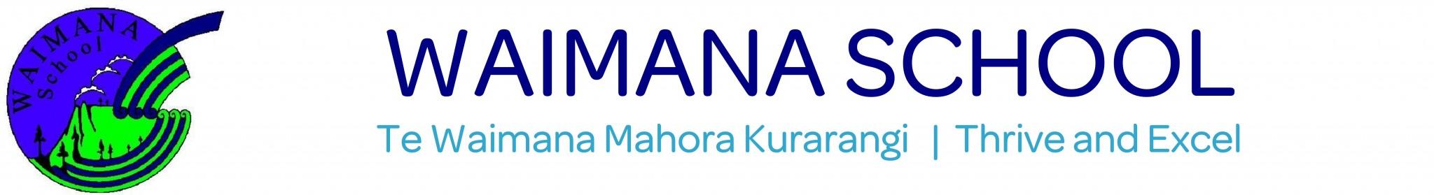 Waimana School Logo